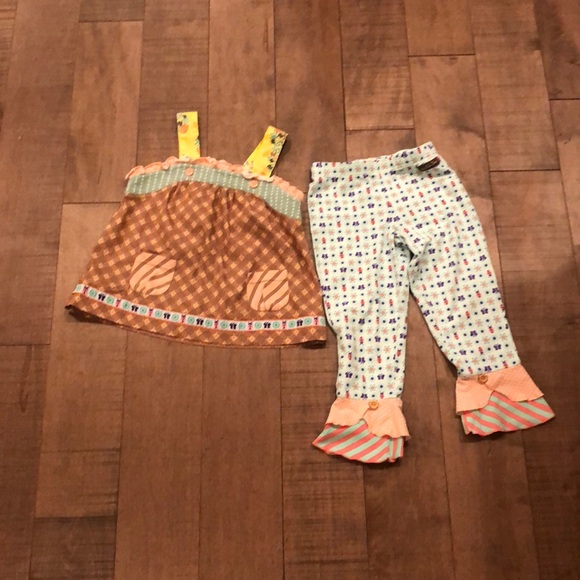 Matilda Jane 2pc outfit 6